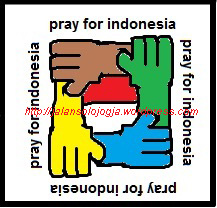 pray for indonesia - jalansolojogja.wordpress.com