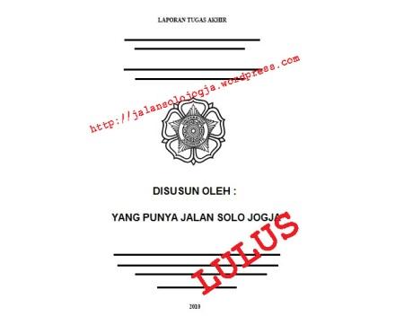 lulus ujian sidang pendadaran d3 himakom ugm komsi yogyakarta 2007 kelas a